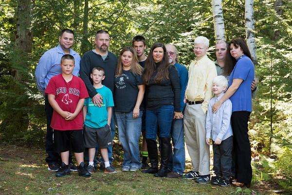 Hoisington Family 2016