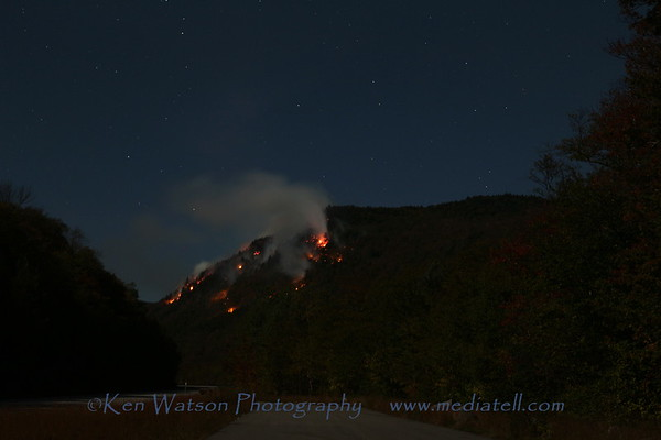 2017-10-03 Fire on Kinsman by Lost River