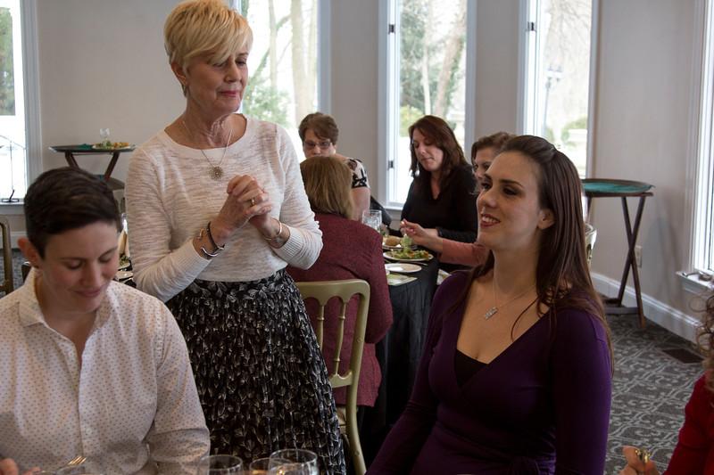 MaryLyne_Talking to Guest.JPG