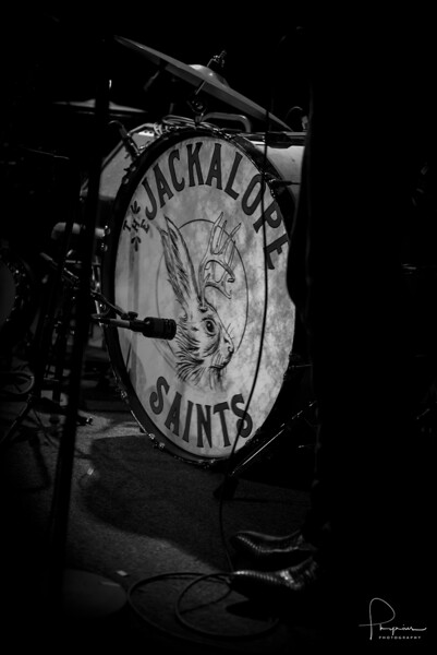 The Jackalope Saints