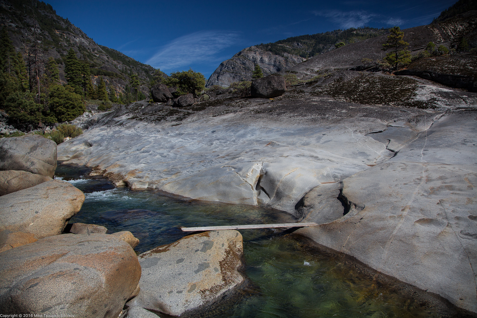 Mokelumne River at Salt Springs