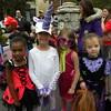 Halloween Parade 1st Grade