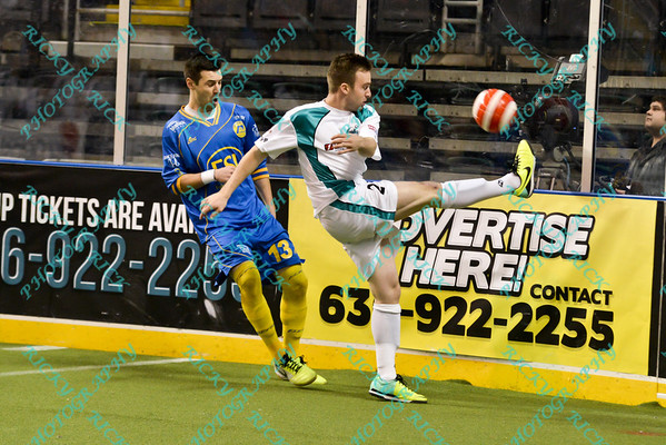 MISL - St. Louis Ambush vs Rochester - 01/04/13