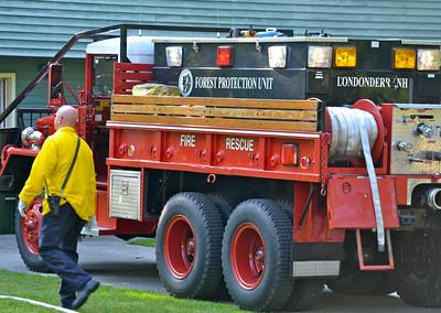 Iroquois Cir Brush Fire - June 15, 2011