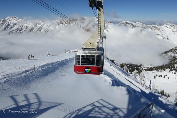 2015 Utah Ski Trip