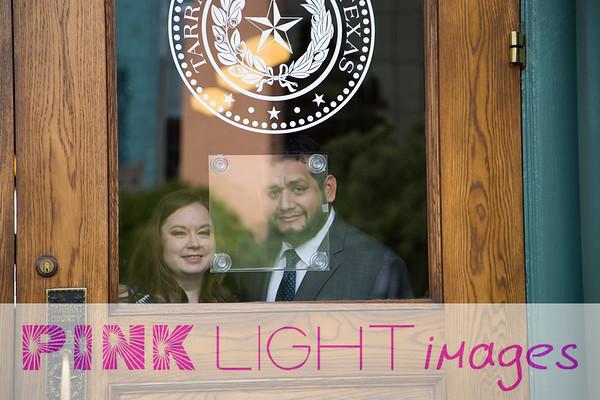 WEDDING: Jose & Randi! - 8/2/19  - Fort Worth Courthouse!
