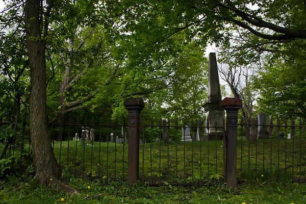 Milton Town Cemetery