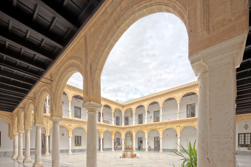 Former University (16th century), town of Osuna, province of Seville, Spain