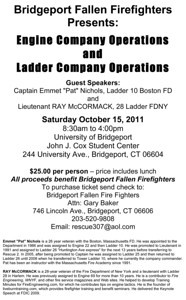 Engine/Ladder Ops Class Posting (Bridgeport, CT) 10/15/11
