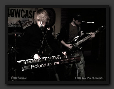 Techstasy at the 10th Annual Collingwood Music Showcase