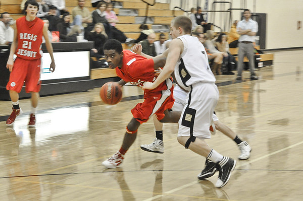 Regis at Rock Canyon - JV - January 31st 2012