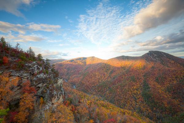 North Carolina - Mountains