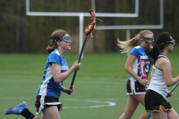 Girls' JV Lacrosse vs. Tilton | May 11