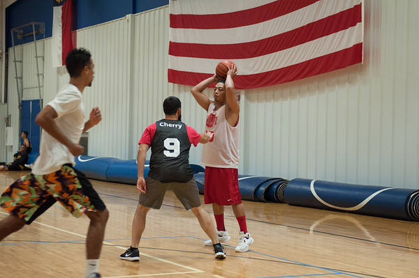 Charity Basketball, 8/13/2016
