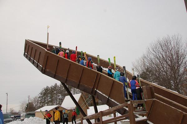 St Paul Ski Club, John R Lyons Memorial Tournament:  January 16, 2011