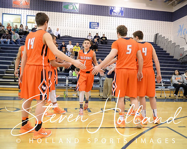 Boys Basketball - Varsity: Stone Bridge vs Briar Woods 2.20.2015 (by Steven Holland)