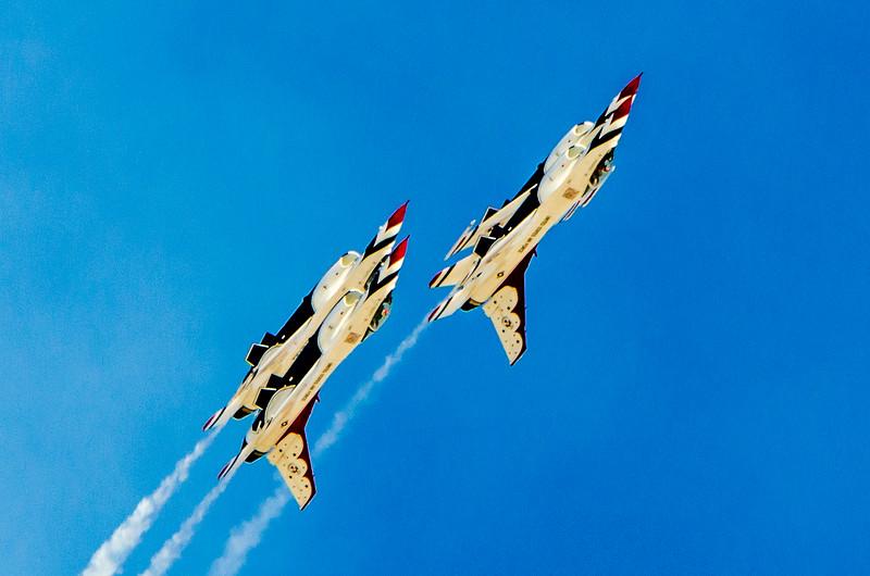 F-16 Thunderbirds