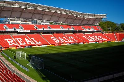 Real Salt Lake vs Los Angeles 6-20-2012