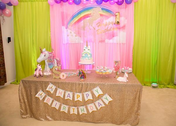 2018 Sargun 1st Birthday