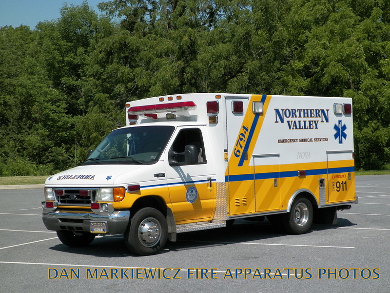 NORTHERN VALLEY EMS