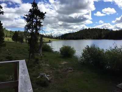 Wasley Lake, Douglas Lake Cattle Ranch
