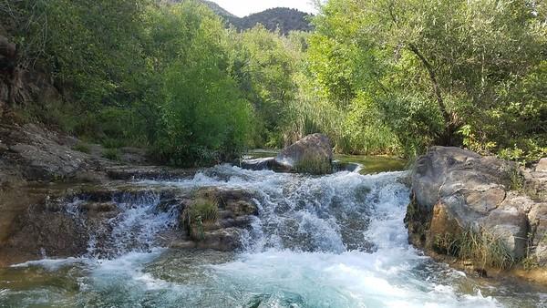 2018 July - Fossil Creek, Arizona