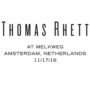 11/17/16 - Amsterdam, Netherlands
