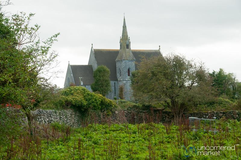 Ballyvaughan Church - County Clare, Ireland