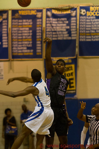 Miller Grove vs Chamblee boys