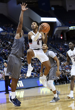 UConn men's basketball 12-2