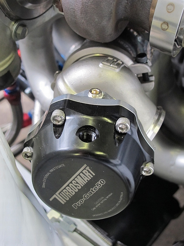 mca suspension s13 turbosmart wastegate