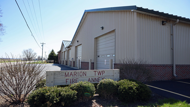 Marion Township House and Fire Annex