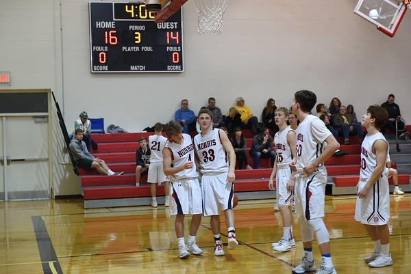 Reserve Boys Basketball vs Pius