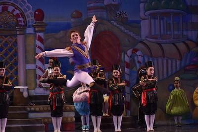 Ballet Theatre of Ohio Dress Tele 11-23-2018