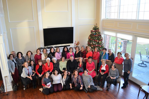 Women's Guild Christmas Party 2016
