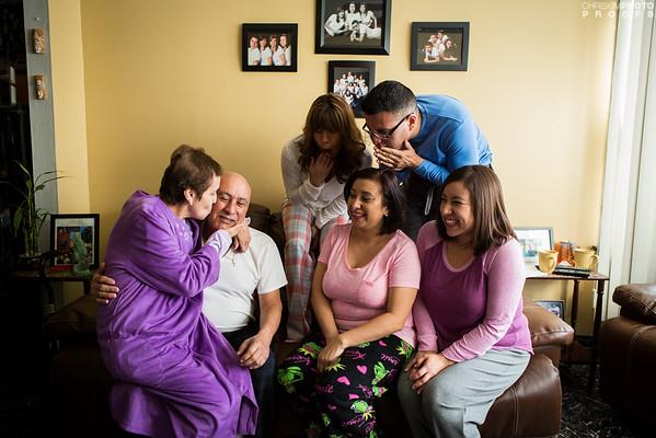 Orejel Family