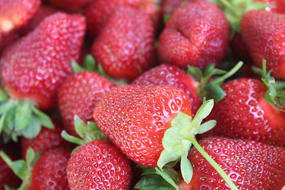 Mother's Day 2015 - Strawberry Picking
