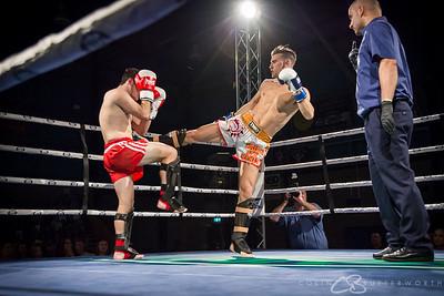 Fight 2 - Josh Dawe v Branden Fulham