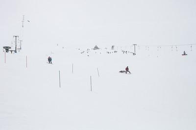 Undie 500 at Mt Cheeseman