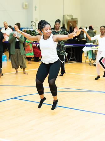 MZBC African Dance