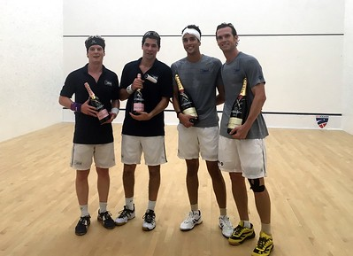 2017 Westchester Country Club Pro Doubles Squash Tournament