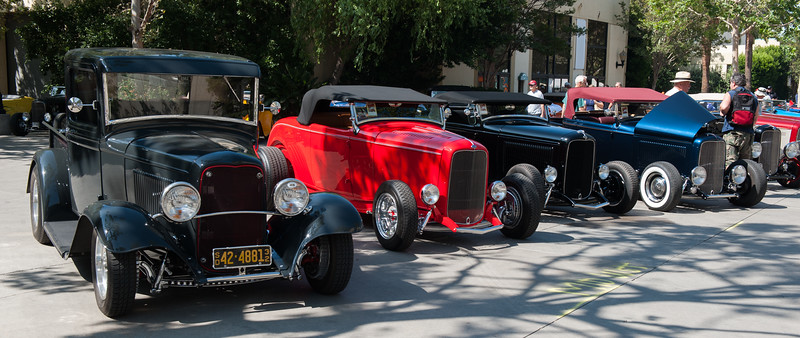 LA Roadster Show, June, 2014
