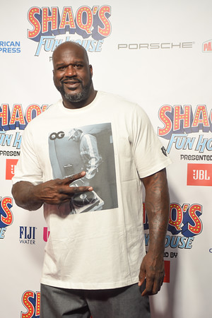 2019 Shaq's Funhouse Super Bowl Party