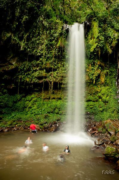 Mahua Waterfall, Tambunan, Sabah.