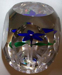 DSF43 Flower Jumbo Large Faceted