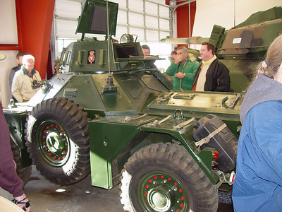 Jacques Littlefield's Military Hardware Collection, Portola Valley, CA