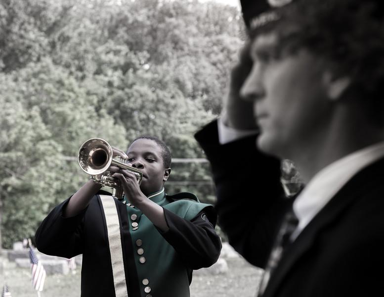 Memorial Day 2012 - Taps