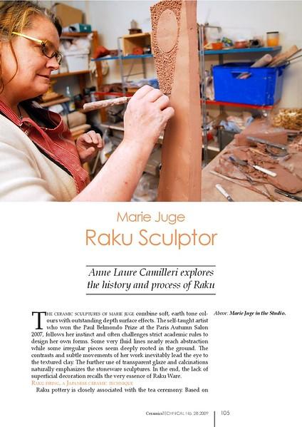 Ceramics Technical Magazine - 2009