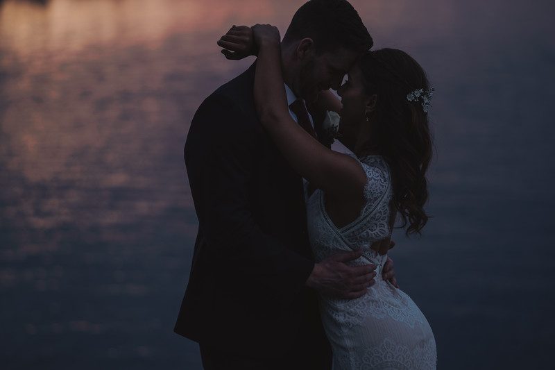 Sunset Wedding Lake Shore Yacht and Country Club Cicero New York 055.jpg