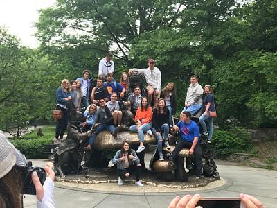 2018 11th Grade Trip